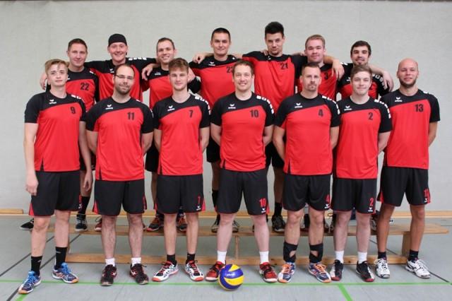 1. Herren Volleyball