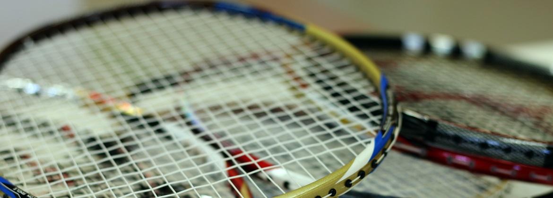 Badminton: 28 Sportler, Stadtliga