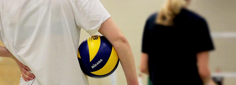 Volleyball: 111 Sportler, 8 Mannschaften