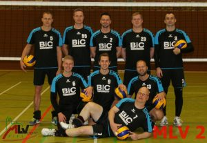 Team Volleyball Herren 2